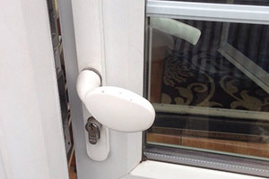 Front Door Lock Handle